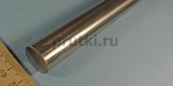 Круг нержавеющий 12Х18Н10Т, диаметр 20 мм