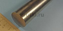 Круг нержавеющий 12Х18Н10Т, диаметр 30 мм