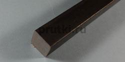 Квадрат стальной Ст20, ширина 40 мм