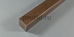 Квадрат стальной Ст45, ширина 10 мм