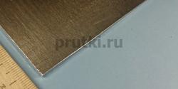 Лист алюминиевый АМг2, толщина 2 мм