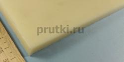 Лист капролоновый, толщина 10 мм