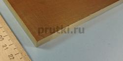 Лист латунный ЛС59-1, толщина 10 мм