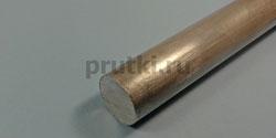 Пруток алюминиевый Д16Т, диаметр 25 мм