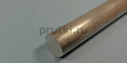 Пруток алюминиевый Д16Т, диаметр 35 мм