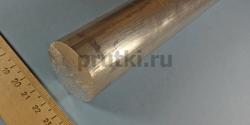 Пруток алюминиевый Д16Т, диаметр 40 мм