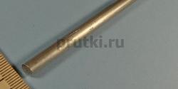 Пруток алюминиевый Д16Т, диаметр 6 мм