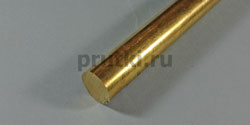 Пруток латунный Л63, диаметр 5 мм