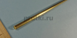 Пруток латунный ЛС59-1, диаметр 4 мм