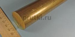 Пруток латунный ЛС59-1, диаметр 40 мм
