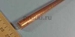 Пруток медный М1, диаметр 10 мм