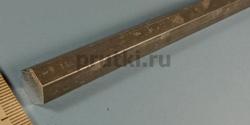 Шестигранник алюминиевый Д16Т, размер 12 мм