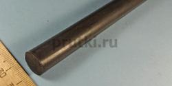 Стержень фторопластовый Ф-4К20, диаметр 15 мм