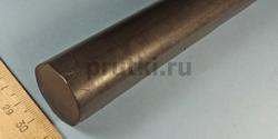 Стержень фторопластовый Ф-4К20, диаметр 30 мм