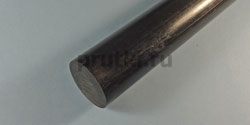 Стержень полиацеталевый ПОМ-Н, диаметр 20 мм