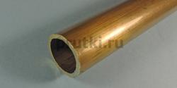 Труба латунная Л63, диаметр 60 × 2 мм