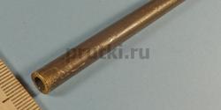 Труба латунная Л63, диаметр 8 × 1.5 мм