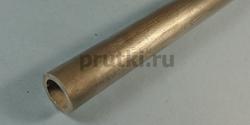Труба нержавеющая 12Х18Н10Т, диаметр 18 × 2 мм