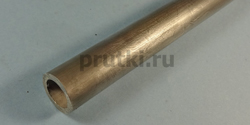 Труба нержавеющая 12Х18Н10Т, диаметр 20 × 2 мм